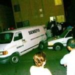 En este inmueble fueron privados de la vida Carlos Armando Villa García, capitán cirujano-dentista, y Kenía Elizabeth Flores García, soldado asignada como oficinista en el hospital militar de esta ciudad.(Cuitláhuc Muñoz).