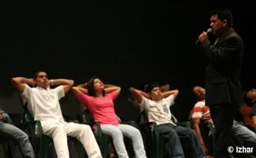Darak, hipnótico show en el Teatro de la Ciudad