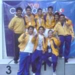 Seleccionados de karate do se encuentran concentrados en la Ciudad de México de cara al XXI Campeonato Panamericano juvenil en Montreal, Canadá, programado del 16 al 23 de agosto.