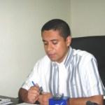 El licenciado Hugo Carlos Mendoza Núñez, subprocurador Zona Sur, comentó que la queja emitida en contra de dos agentes ministeriales será investigada por la Contraloría (Lupita Gómez)