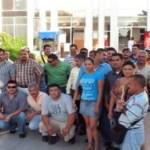 Inconformes elementos ministeriales porque les han reducido el bono de seguridad, mientras que se han beneficiado a ciertos grupos de la Secretaría de Seguridad Pública.(Cuitláhuac Muñoz).