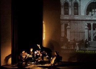 Ensamble Santa Cecilia en el Teatro de la Ciudad