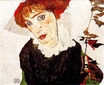 Recuperan cuadro de Schiele expropiado por los nazis