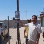 El esfuerzo realizado en esta materia durante la presente administración para el municipio de La Paz se ha traducido en 24 obras de electrificación y 26 ampliaciones en colonias y poblados con una inversión del orden de los 37.5 millones de pesos.