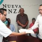 El candidato oficial por la Presidencia Municipal de La Paz, aseguró que la determinación de poder contender por la alcaldía de La Paz fue una motivación que la misma ciudadanía paceña le dio.