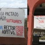 El día de mañana podría ser definitivo, como se han expresado algunos, aunque el SUTAUABCS sí ha dado su brazo a torcer, por el bien de la institución, como lo ha dicho en repetidas ocasiones Raúl Aguilar, secretario general del SUTAUABCS.