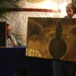 El evento que surgió con el objetivo de promover la beneficencia, estuvo convocado por la Asociación de Prensa y Radio de Baja California Sur y del propio artista, quién acompañó la velada y agradeció al público su asistencia.