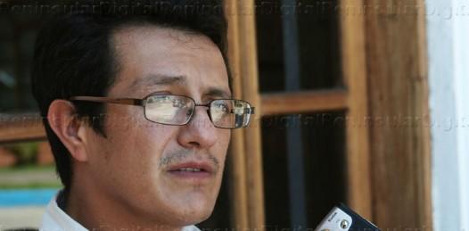 Hoy se definirá si hay declinación de aspirantes del PRD: Chávez