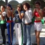 Las damitas están siendo convocadas para el torneo estatal de boxeo, con miras a conformar la selección de BCS.