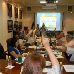 Los ediles aprobaron la Ley de Ingresos y llevar una propuesta al Congreso para exigir reducción de las tarifas eléctricas.