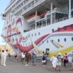 Aunque a nivel nacional aumentó el arribo de cruceros, para los puertos de Pichilingue y de Loreto, será lo contrario.