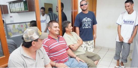 «Volvimos a nacer» dicen pescadores sobrevivientes de Georgette