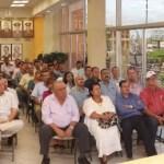 El gobernador Narciso Agúndez pidió a sus colaboradores mantenerse ajenos a precampañas y refrendó su posición a no responder a señalamientos sin sustentos de actores políticos.