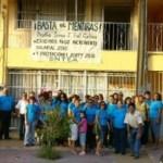 Al cumplirse ayer el plazo otorgado por el personal del Instituto Estatal para la Educación de los Adultos (IEEA) para que se les pague el incremento salarial y las prestaciones del 2010 y las que se adeudan del 2009, la secretaria general en la entidad del SNTEA, Beatriz Hernández Téllez, indicó que la directora Irma Isabel Fiol Collins se comprometió a cubrir los montos el próximo 29 de septiembre, sin embargo advirtió que la asamblea se instalará en sesión el día 30 para que, en caso de incumplimiento, determinar la procedencia de un paro total de labores.