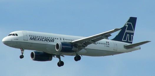 Apoyarán aerolíneas con tarifa especial a pasajeros de Mexicana