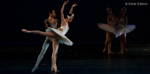 Teatro lleno con la Compañía Nacional de Danza