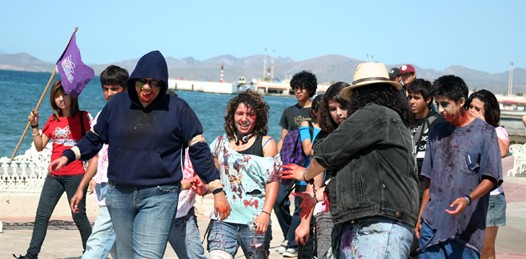 Los zombies unidos…