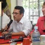 Se nos entrega una renuncia a la militancia del ex compañero, Marcos Covarrubias, (…) pero esta renuncia a su candidatura tenía fecha del día 14 de octubre, 6 días antes ya tenía firmado el documento para abandonar la búsqueda a la postulación.