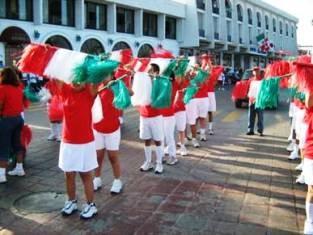 Se alista La Paz para el Desfile Deportivo