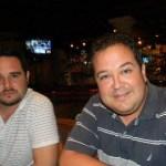 El licenciado Walter Montaño y Ulises Ceseña, no creen en el Gobierno perredista