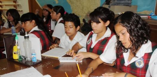 50% de las escuelas públicas registradas en el programa Escuelas de Calidad