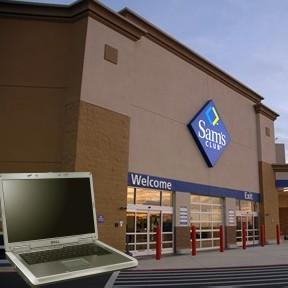 Empleado de Sam´s Club intentó robarse una laptop