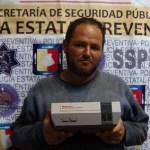 """Miguel Ángel Manríquez Núñez, alias """"El Chino"""""""