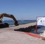 """El delegado federal de la SEMARNAT expuso """"el Ayuntamiento de La Paz solicitó la autorización para la obra y posteriormente transfirió los derechos a favor del gobierno estatal."""