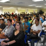 """Seminario """"Retos y Perspectivas de la Participación Política de las Mujeres en BCS: Rumbo al Proceso Electoral 2011""""."""