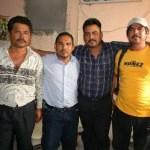 Julián Hernández, Catarino Flores, Juan Carlos González y Guadalupe Garay Reyes, anuncian que se van del PRD.