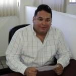 Omar Antonio Zavala, asesor jurídico del Comité Directivo Estatal del Partido Revolucionario Institucional.