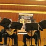 El concierto mostró un programa que abarcó de los artistas contemporáneos mencionados a clásicos como Manuel M. Ponce, abarcando géneros de sutil oscilación entre el country, el rock y la música del siglo XIX.