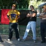 Se bajó el switch del legendario Canal 10 y se izaron las banderas rojinegras por el adeudo que la directora del canal, Guadalupe Lucero tiene con los 42 trabajadores sindicalizados.