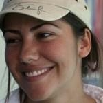 Estrella Navarro Holm de tan sólo 25 años de edad, es una joven que desde los 6 meses de edad se inició en la disciplina de la natación.