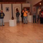 Expositores consagrados, como Efrén Olalde, estuvieron presentes y participando. Olalde mencionó que estamos a un nivel contemporáneo de creación, tomando de ejemplo la obra del también presente Elti López Lora.