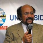 """Inició la Semana de Ciencias Sociales y Humanidades de la UABCS con la conferencia magistral """"Sistemas de Pensiones"""", a cargo del Dr. Guillermo Martínez Atilano, Jefe del Departamento de Economía de la UAM-Iztapalapa."""