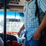 Isabel Nava Caldera, presidenta de la Alianza de Transporte Público junto a los secretarios de las diferentes líneas agremiadas enviaron al Municipio de La Paz un documento donde solicitan el permiso para aumentar el costo que pagan los usuarios del transporte público.