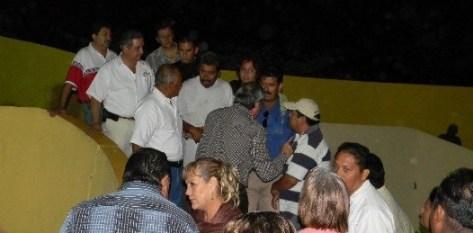 Policías desesperados por lo que hace el Director de Tránsito, piden que lo den de baja porque no defiende a la ciudadanía.