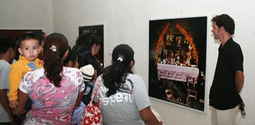 Y el Centro de Artes y Culturas Populares se llenó de pasado y tradición