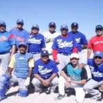 Sector Salud se afianza en el beisbol burocrático, tras imponerse a Jaguares por 14-10 el pasado sábado.