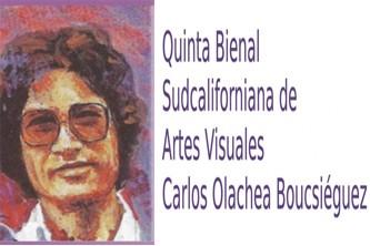 """Dan a conocer ganadores de la Quinta Bienal de Artes Visuales """"Carlos Olachea Boucsiéguez"""""""