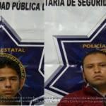 Francisco Valenzuela Irwing y Aarón Edén Martínez Cruz