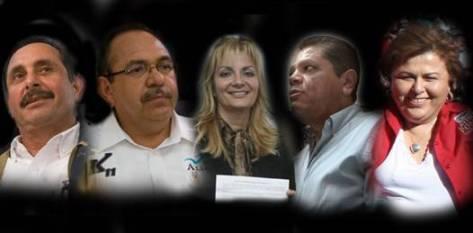 Los cinco candidatos a la alcaldía de La Paz se reunieron la mañana de ayer en conocido programa de radio para dar su perspectiva acerca de situaciones imperantes en la ciudad, que atañen a los electores.