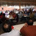 Como candidato de la Coalición PRD-PT entiendo que la principal actividad de La Paz y Los Cabos es el turismo por eso de manera clara decimos un rotuno NO a los proyectos de minería tóxica, no así donde sean viables y representan inversiones que lleven empleo y bienestar a las familias, dijo LAD.