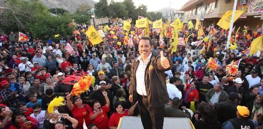 """""""Clara derrota a los traicioneros del PAN"""" vaticina LAD al cerrar campaña en Mulegé"""