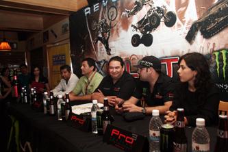 Por vez primera, X Pilots en La Paz el 19 de febrero