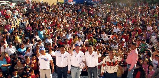 A Marcos Covarrubias lo apoya El Chino en SJC