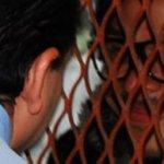 Kalimba permaneció seis días recluido en el penal de Chetumal y este jueves por la mañana quedó en libertad.
