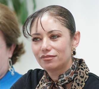 Leticia Arellano, tesorera del ayuntamiento.