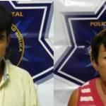 Carlos Navarro y María del Pilar Navarro Mendoza.